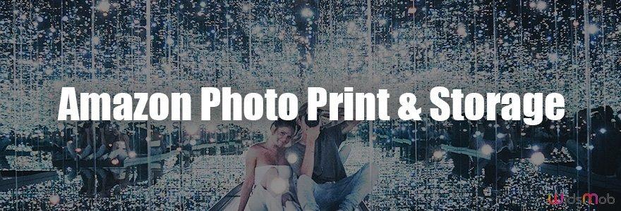 Impression et stockage de photos Amazon