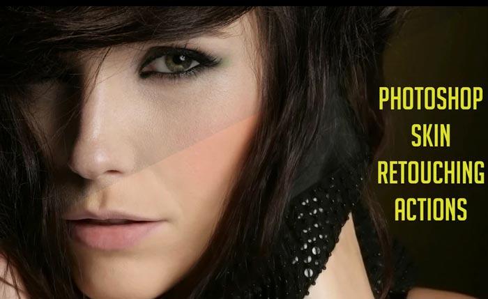 Recurso Photoshop Retoucing de pele