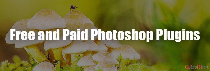 Gratis og betalte Photoshop-plugins