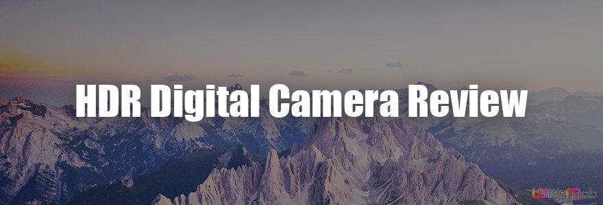 Recensione della fotocamera digitale HDR
