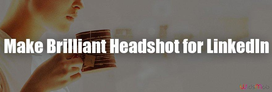 Headshot for LinkedIn
