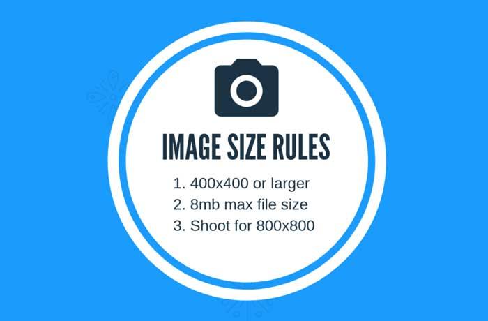 Bildgröße LinkedIn