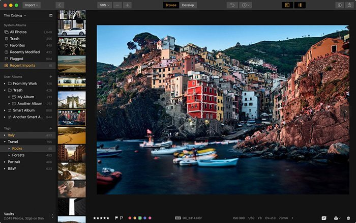Luminar for Mac