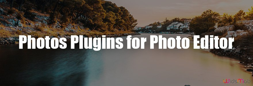 Photos Plugins for Photo Editor