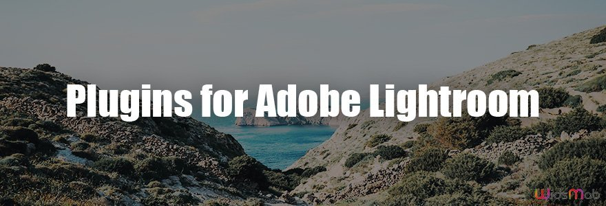 Adobe Lightroom的插件