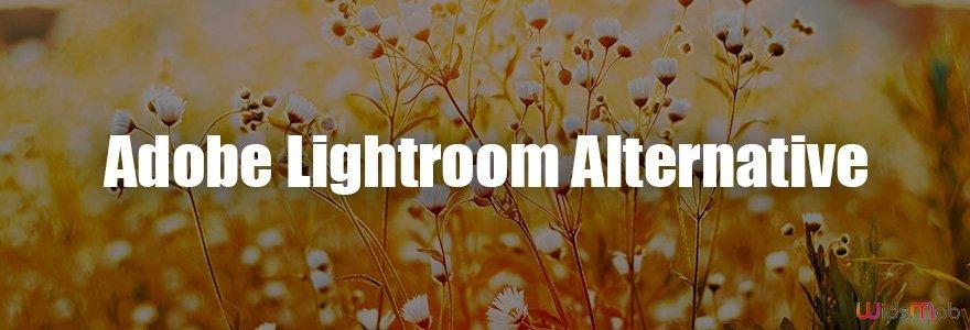Adobe Lightroom thay thế