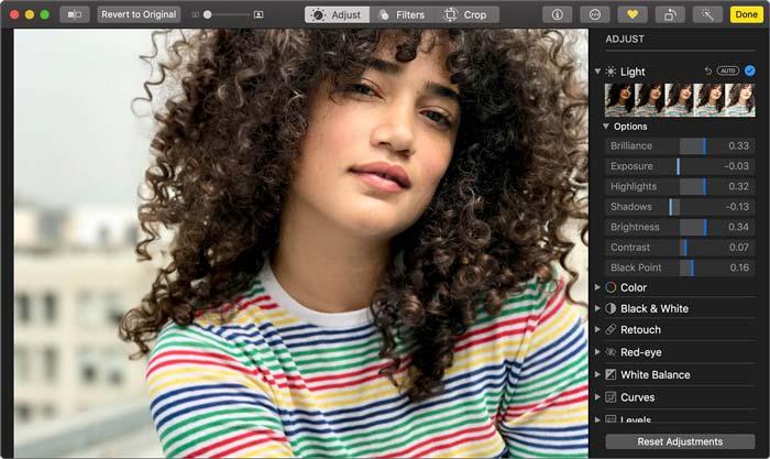 Zdjęcia Mac