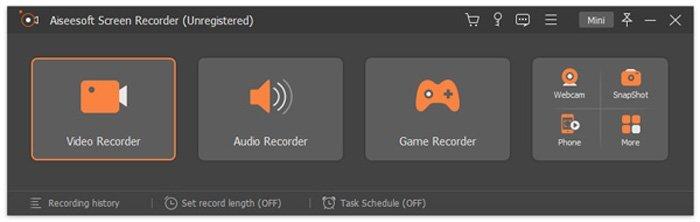Velg Video Recorder