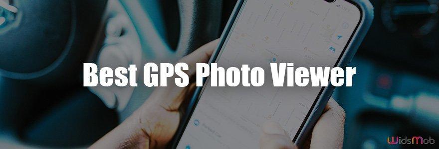 Meilleure visionneuse de photos GPS