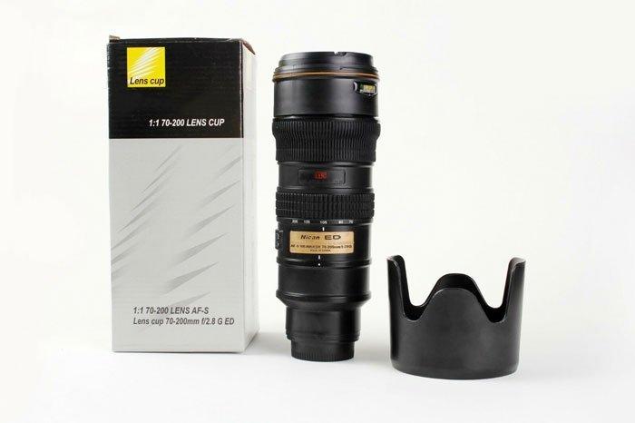 相機鏡頭杯