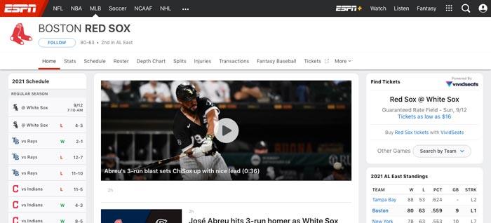 ESPN Stream