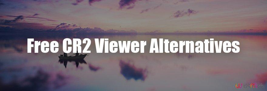 Alternative al visualizzatore CR2 gratuito
