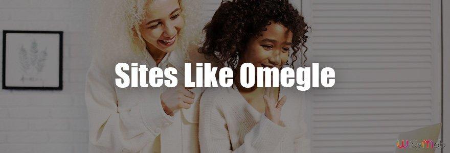 Des sites comme Omegle