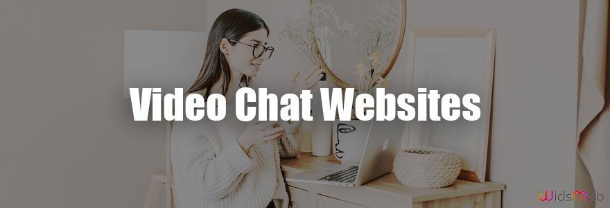 Video Chat Website