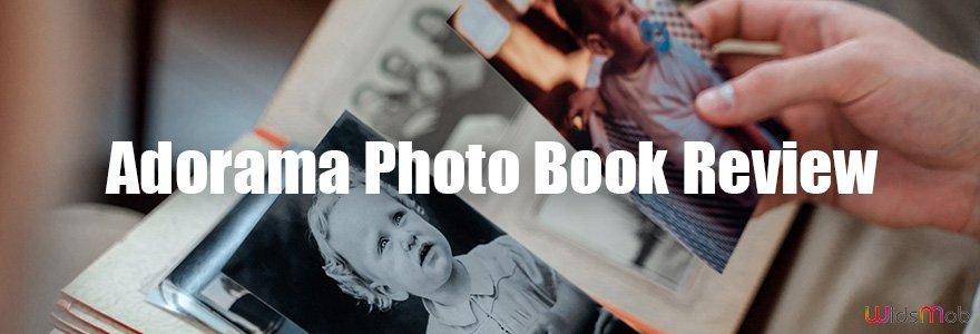 Critique du livre photo Adorama