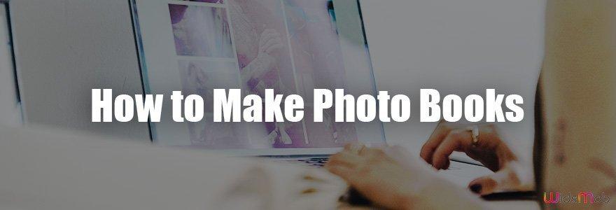 Comment faire des livres photo