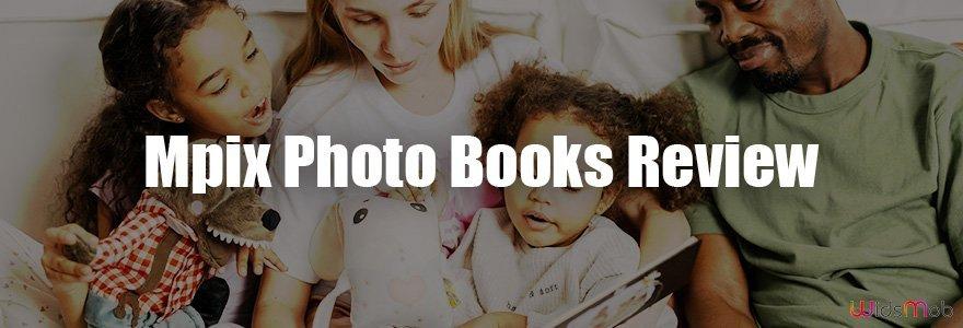 Critique des livres photo Mpix