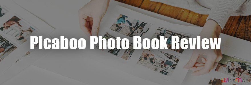Critique du livre photo Picaboo